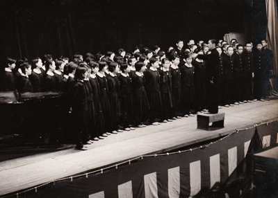 合唱コーンクール